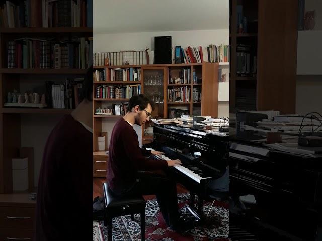 Eric Tornabene per Piano City 2020