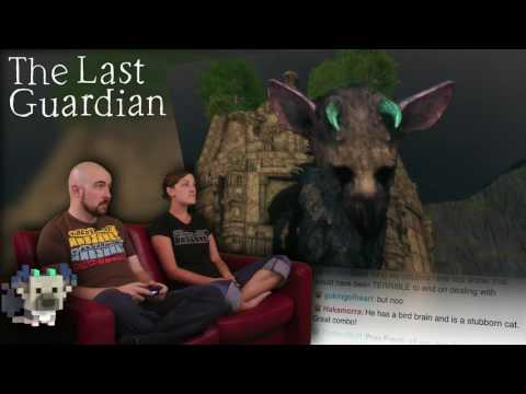 The Last Guardian AWESOME! EPISODE 5