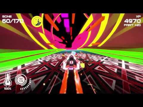WipEout Omega Collection Empire Climb Zone 182