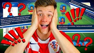Co to jest za DRAFT?! | FIFA 18 World Cup