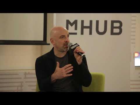 mHUB Industry Disruptors talk series: Brad Keywell of Uptake