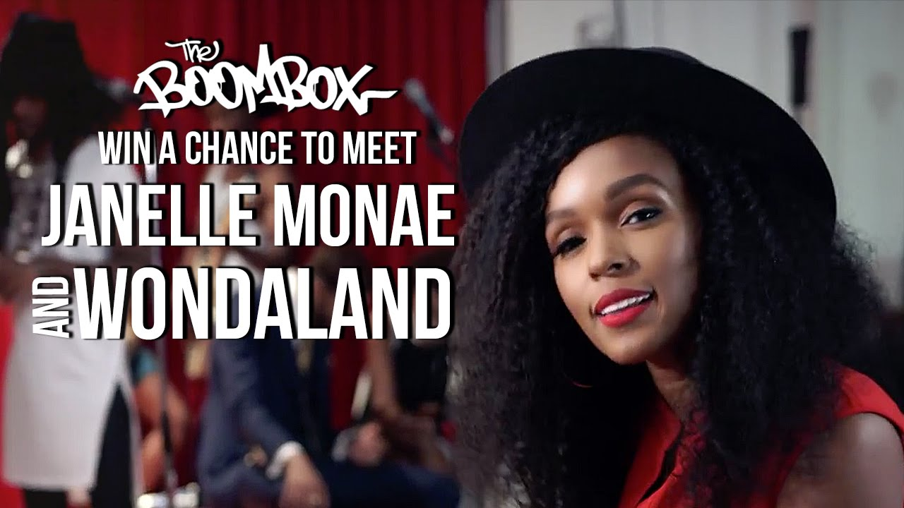 Enter to Win a Chance to Meet Janelle Monae & Wondaland Powered by Toyota