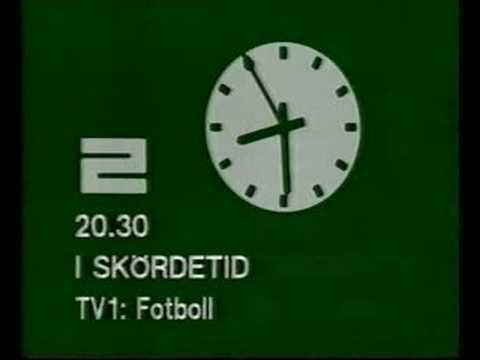 Tv1/Tv2 Klocka 1980-06-21