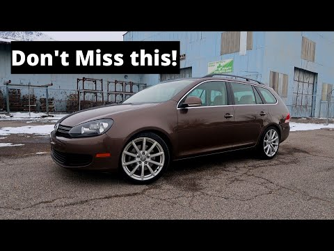 What to Look for When Buying a Volkswagen Tdi