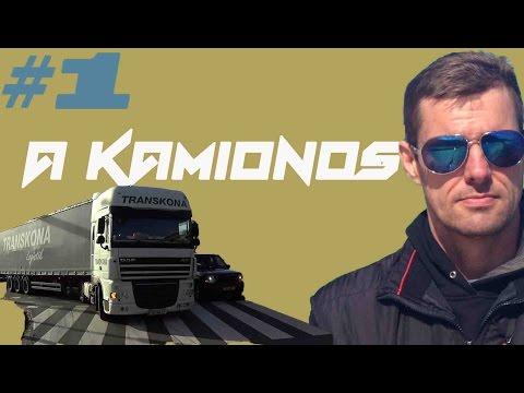 137. Der Trucker .A kamionos. S1 E1