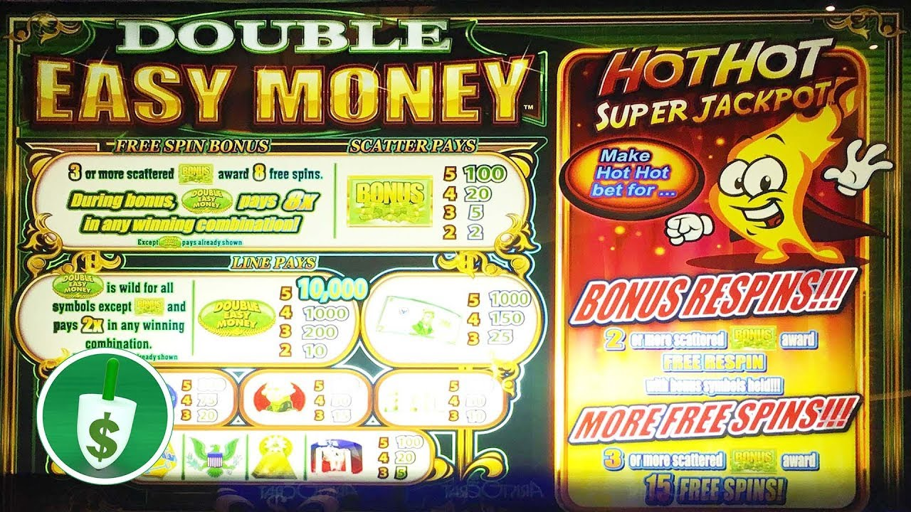 Easy Money Slot Machine