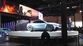 Subaru Viziv Concept - Live At The Tokyo Motor Show 2017
