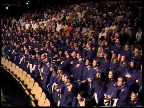 Eberly College Doctoral and Master's Degree Ceremony, 142nd Commencement, West Virginia University