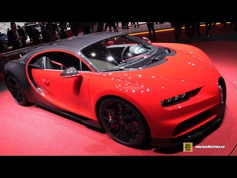 2018 Bugatti Chiron Sport - Walkaround - 2018 Geneva Motor Show
