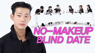The shocking ending of men and women who made a 3-on-3 blind date (GRWM)
