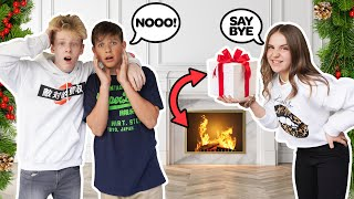 Destroying My BOYFRIENDS EXPENSIVE Christmas Gifts PRANK **Emotional Reaction** | Piper Rockelle