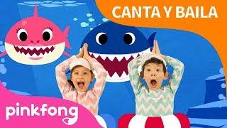 Baile del Tiburon Bebe Canta y Baila Animales Pinkfong Canciones Infantiles