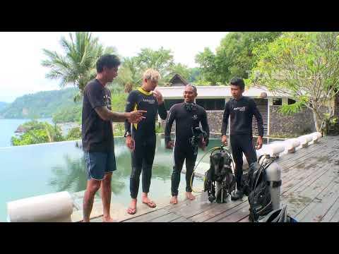 MY TRIP MY ADVENTURE - Surga Tersembunyi Di Sulawesi Utara (11/11/17) Part 2