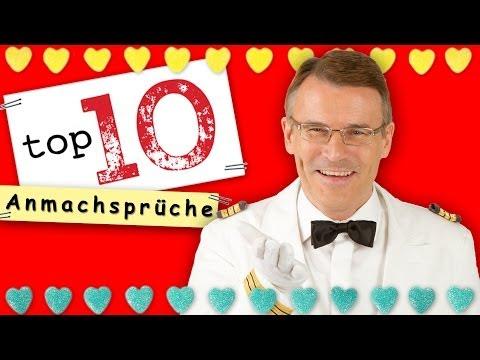 Top 10 Anmachsprüche - Walthers Welt flirttipps