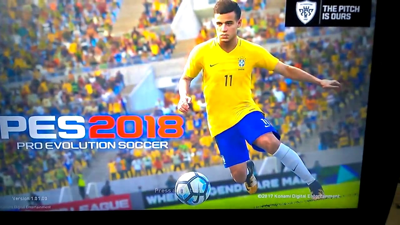 PRO EVOLUTION SOCCER 2018 PS3 MUNCHEN + CUSTOM DATAPACK + LIVEUPDATE WEEK 2