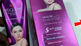 Meglow Cream review - Uses, Benefits & MRP🔥| Hindi