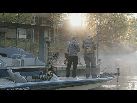 Day 5: David Williams On Smith Lake