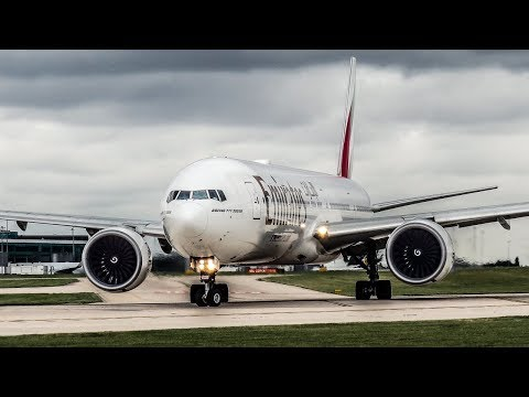 Boeing 777 PLANE SPOTTING COMPILATION | 75 Planes In 25 Minutes | 2017
