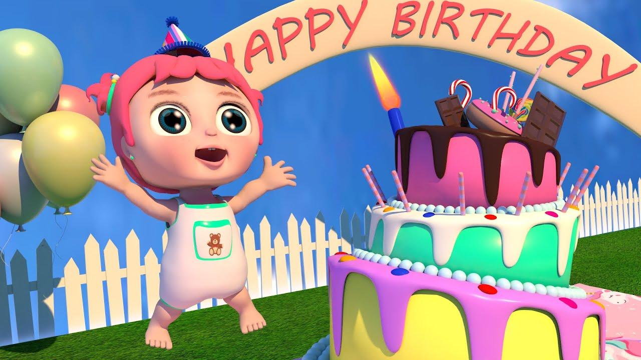 هابي بيرثداي Happy Birthday To You Coco Tv Youtube