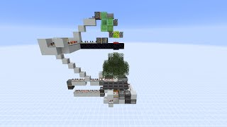 Super Simple TNT Tree Farm (Birch And Oak) 1.14/1.15