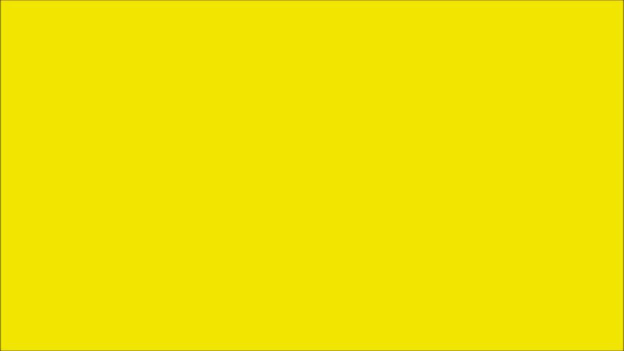 d77c658c025c Yellow Screen 10 Hours - YouTube