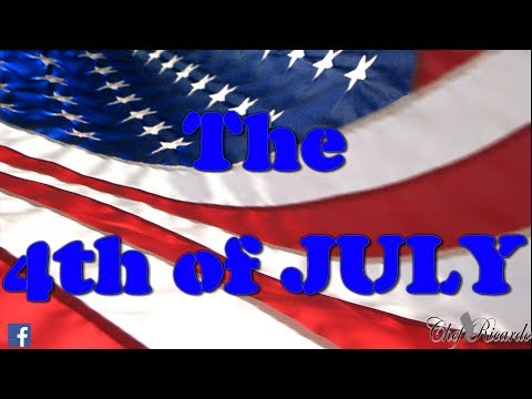 happy american independence day  To all my  Friends n Family From Chef Ricardo !!!