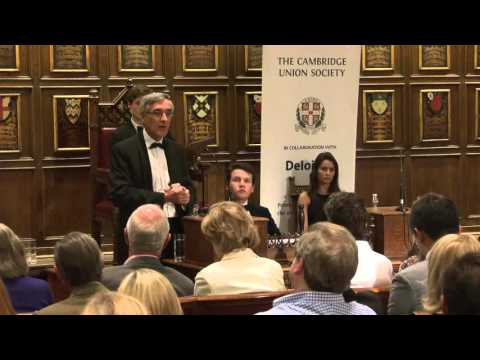 This House Believes the European Project Has Been a Failure | Bicentenary Debate | Cambridge Union