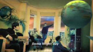 Oasis - Stop The Clocks - TV Ad