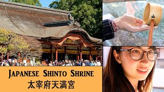 Sumo Wrestlers and Shinto Shrines | Vlog