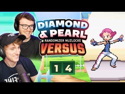 DYLAN'S RESOLVE! • Pokemon Diamond and Pearl Versus • EP 14
