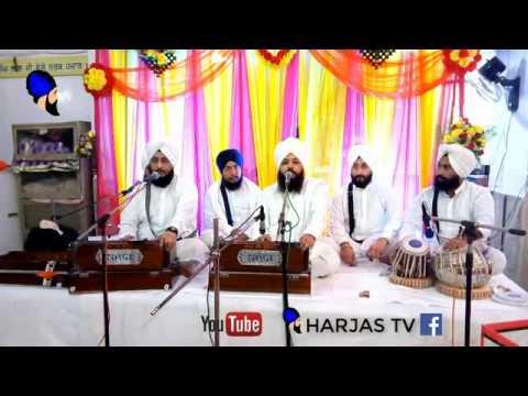 Bhai Amandeep Singh (Bibi Kaulan Ji-Trust Amritsar)at Rampur 3Aug2017