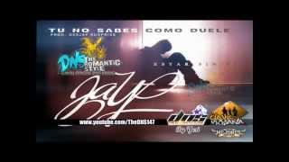 Jay L - Tu No Sabes Como Duele