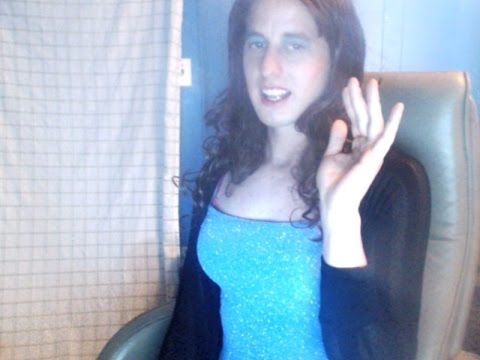 Crossdresser in a little black dress -- Sexy Tranny -- Boy looks like a sexy Girl from YouTube · Duration:  1 minutes 34 seconds