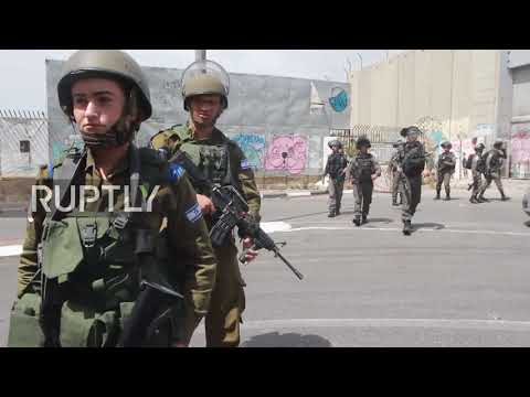 State of Palestine: Bethlehem commemorates Palestinian Land Day with march