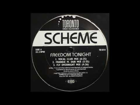 Scheme - Freedom Tonight (Frankie M. Dub Mix)