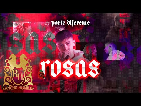 Porte Diferente – Rosas