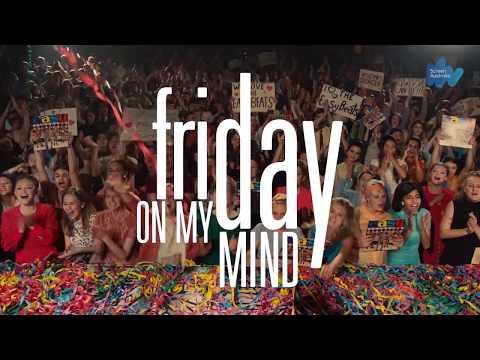 Stars & Creatives Talk Friday On My Mind