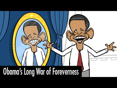 Obama's Long War of Foreverness