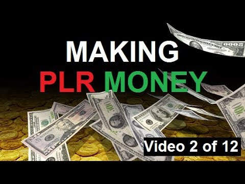 #2-What is PLR- Private Label Rights?