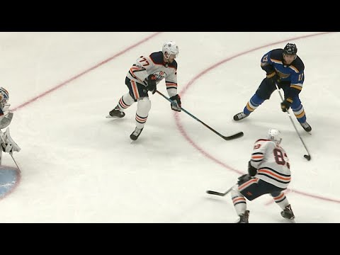 11/21/17 Condensed Game: Oilers @ Blues