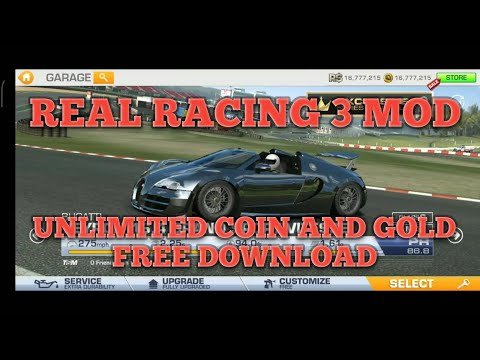 BEST GAME RACING 2019 || REAL RACING 3 MOD APK FREE DOWNLOAD FOR ANDROID