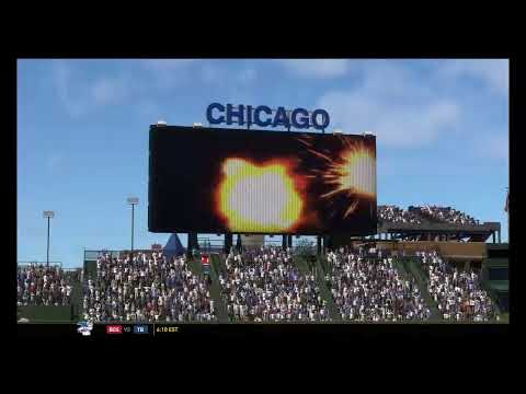 MLB The Show 19 PS4 Chicago Cubs Franchise