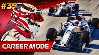F1 2018 Career Mode Part 39: THE END
