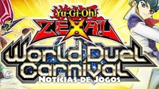 Noticías de Jogos - YuGiOh! Zexal para N3DS!!