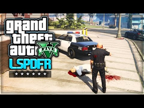 Gta V Lspdfr Xbox One Download  GTA 5 NaturalVision Remastered Mod