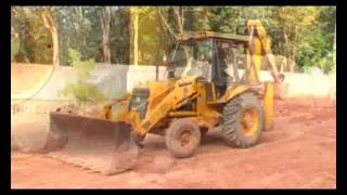 Heavy Equipment training at SreeKrishna Group Institute of Heavy Equipments