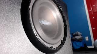 [Bass Behemoth] INSANE BASS TEST!!! (Subwoofer Tester) | Logitech Z623