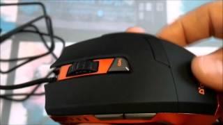 Обзор игровой мышки Defender Warhead GM-1500