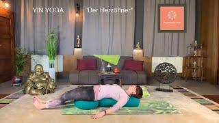 """""""Der Herzöffner"""" Yin Yoga"""