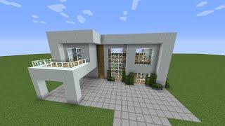 Minecraft: COMO CONSTRUIR UMA CASA MODERNA!